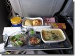 JL80便の機内食