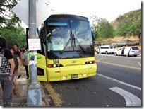 JTB のシャトル・バス