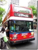 'OLI 'OLI スカイウェーブ の2階建てバス