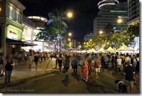 Waikiki Hoolaulea の光景