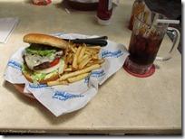 Islands Fine Burgers & Drinks のお食事