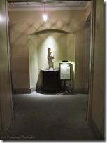 廊下部にあった像?^^;